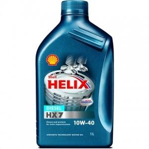 HX 7 10W DIESEL 1L.