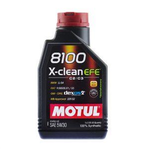 motul 8100 X-clean efe 5W30_1
