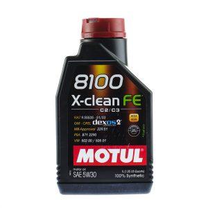motul 8100 X-clean fe 5W30_1